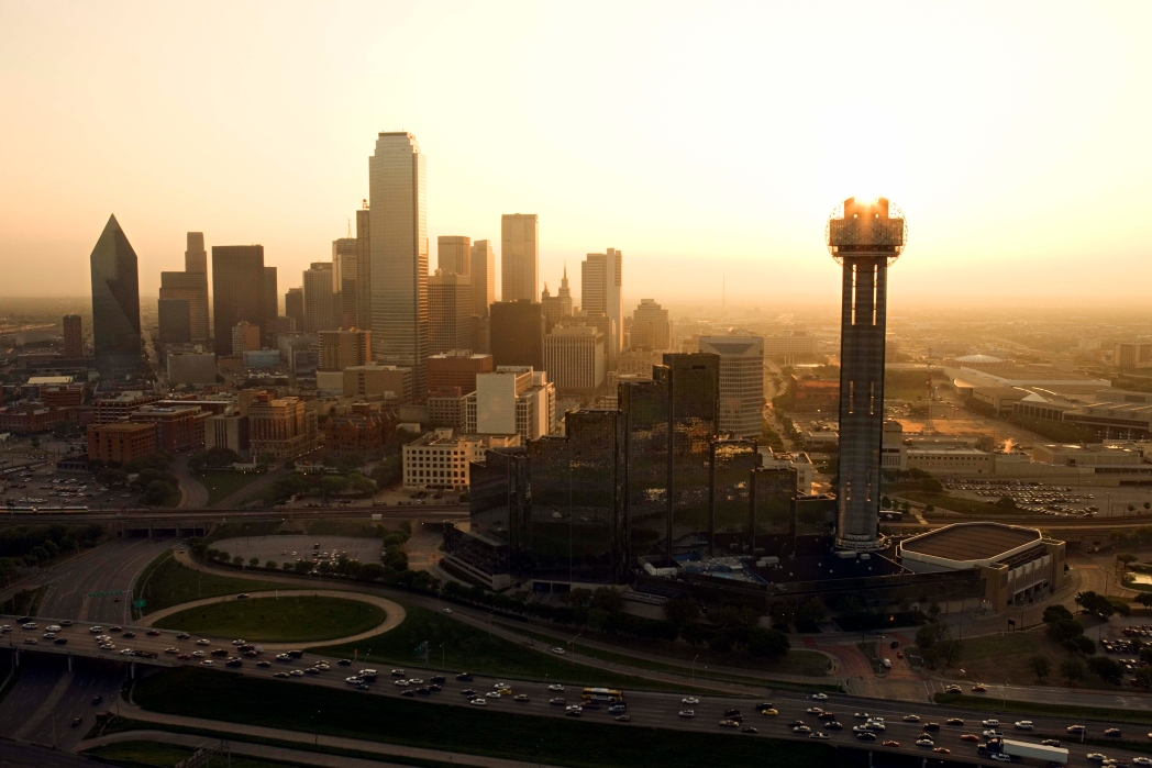 La città più grande del mondo: Dallas
