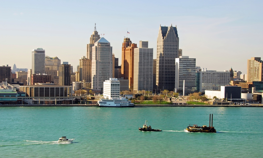 La città più grande del mondo: Detroit