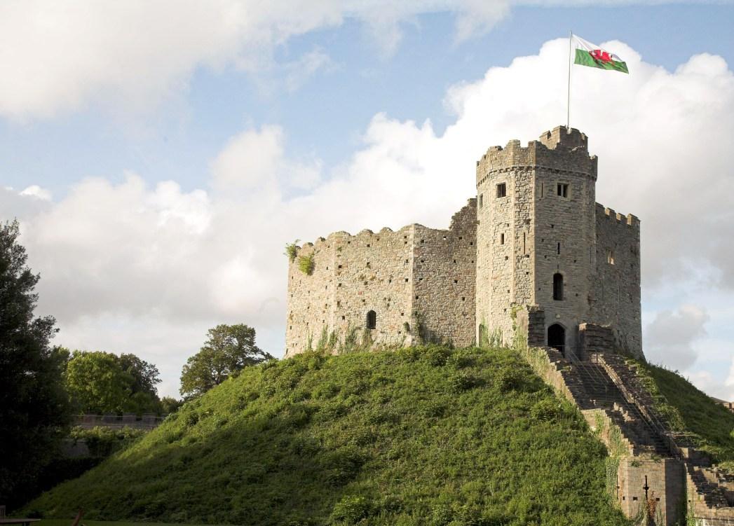 Il castello di Cardiff