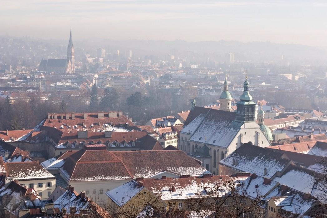 Natale in Europa: 30 città da scoprire: Graz