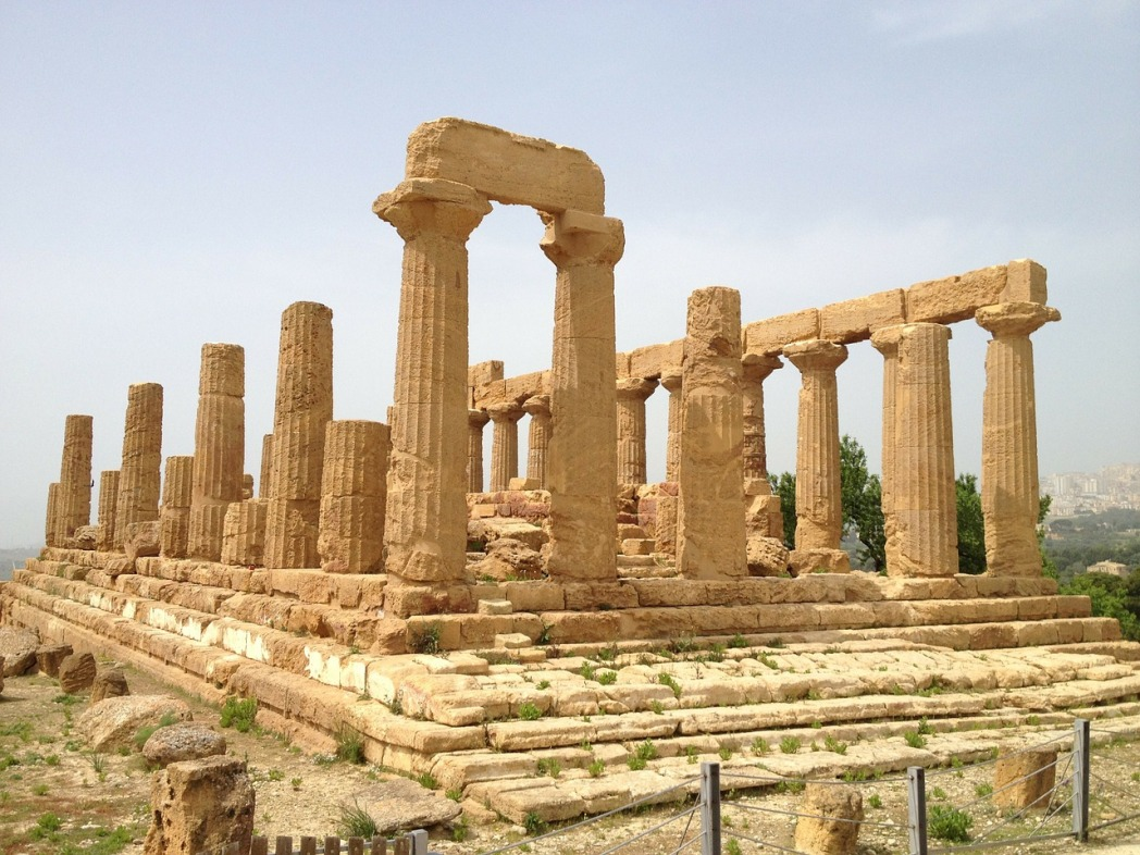 Siti UNESCO Italia: Agrigento
