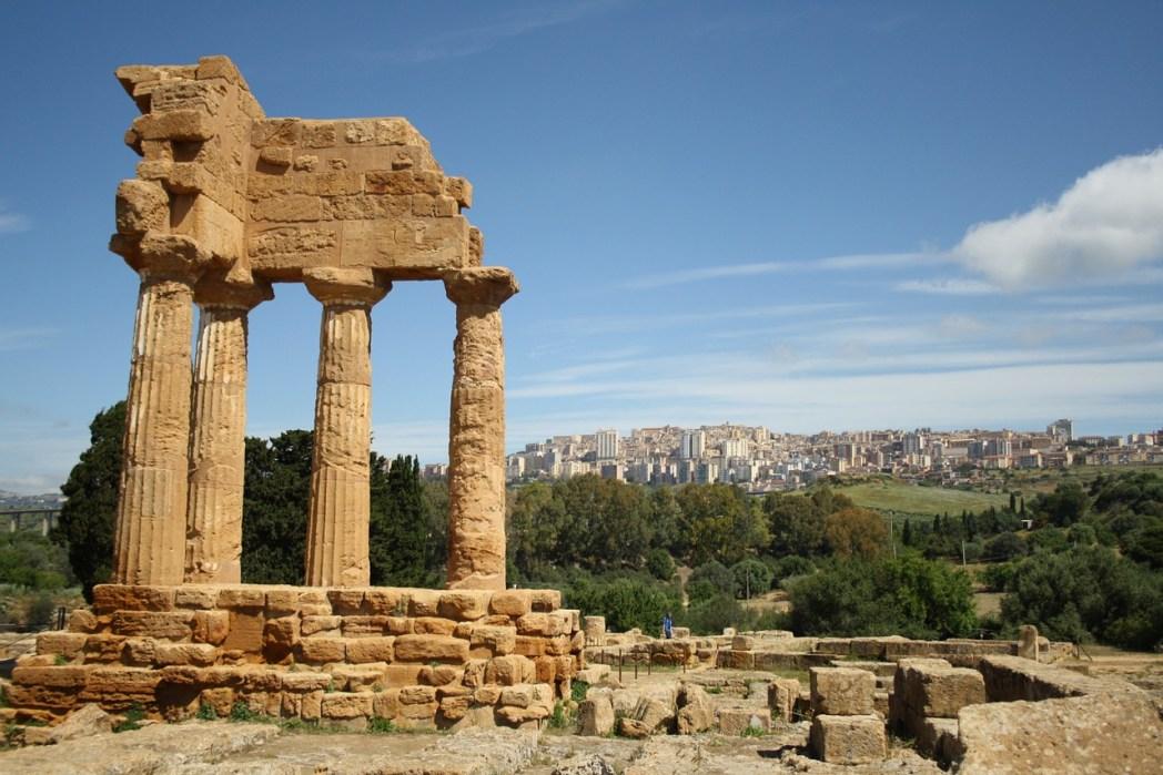 Agrigento, Valle dei Templi