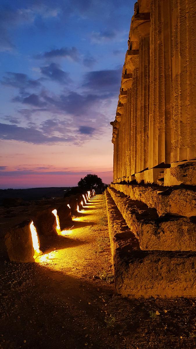 I 20 tramonti più belli d'Europa: Valle dei Templi