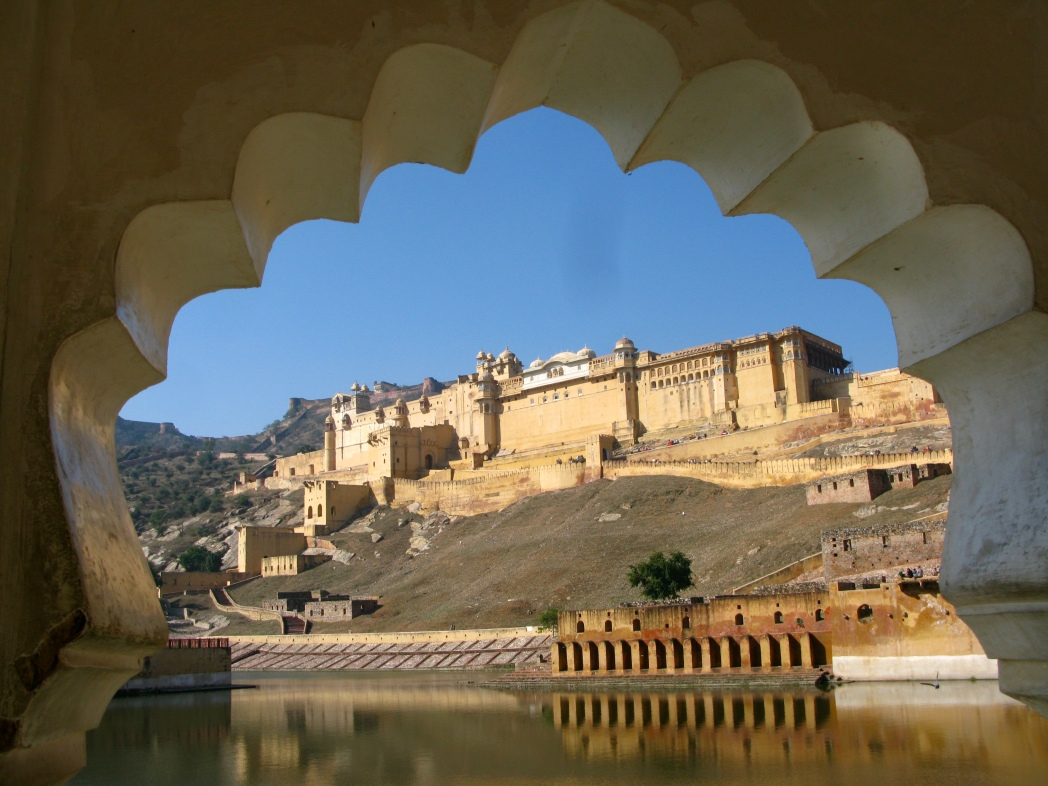 Viaggio in India, Rajasthan: Amber Fort