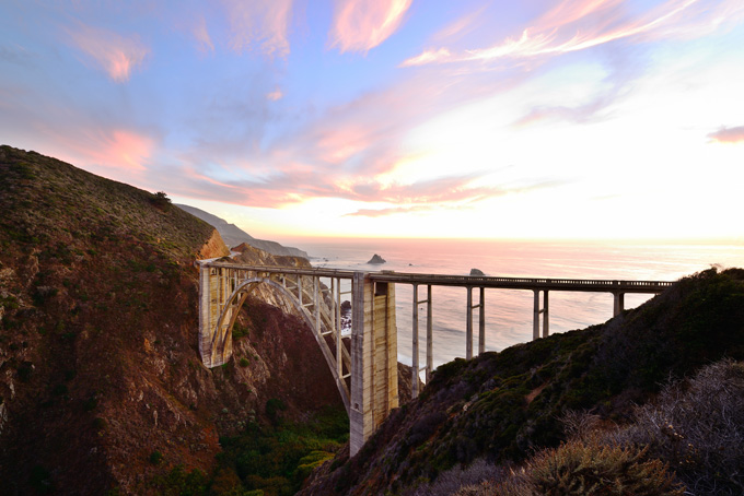 America Pacific Coast Highway