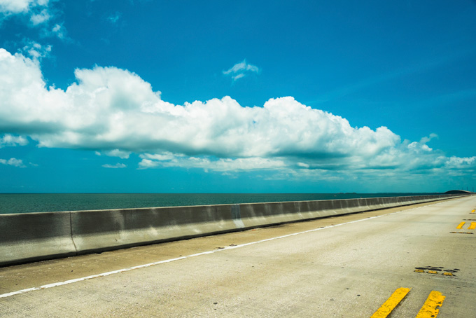 America Florida Overseas Highway