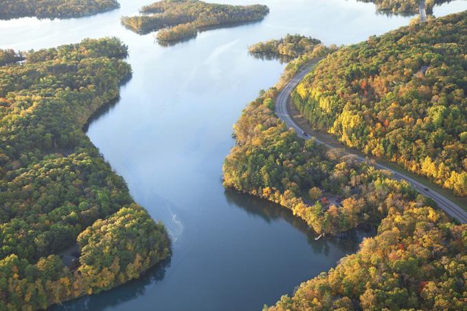 America Great River Road
