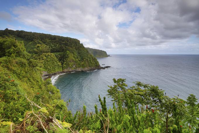 America Maui Hana Highway