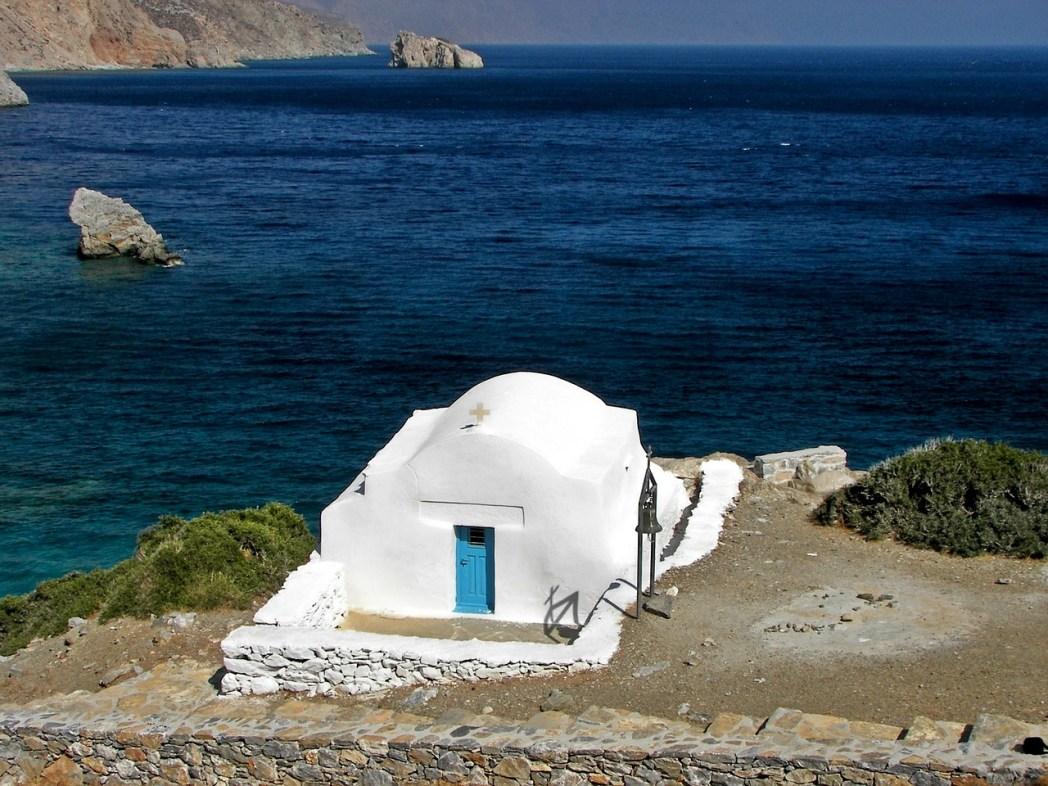 Isole greche più belle: Amorgos