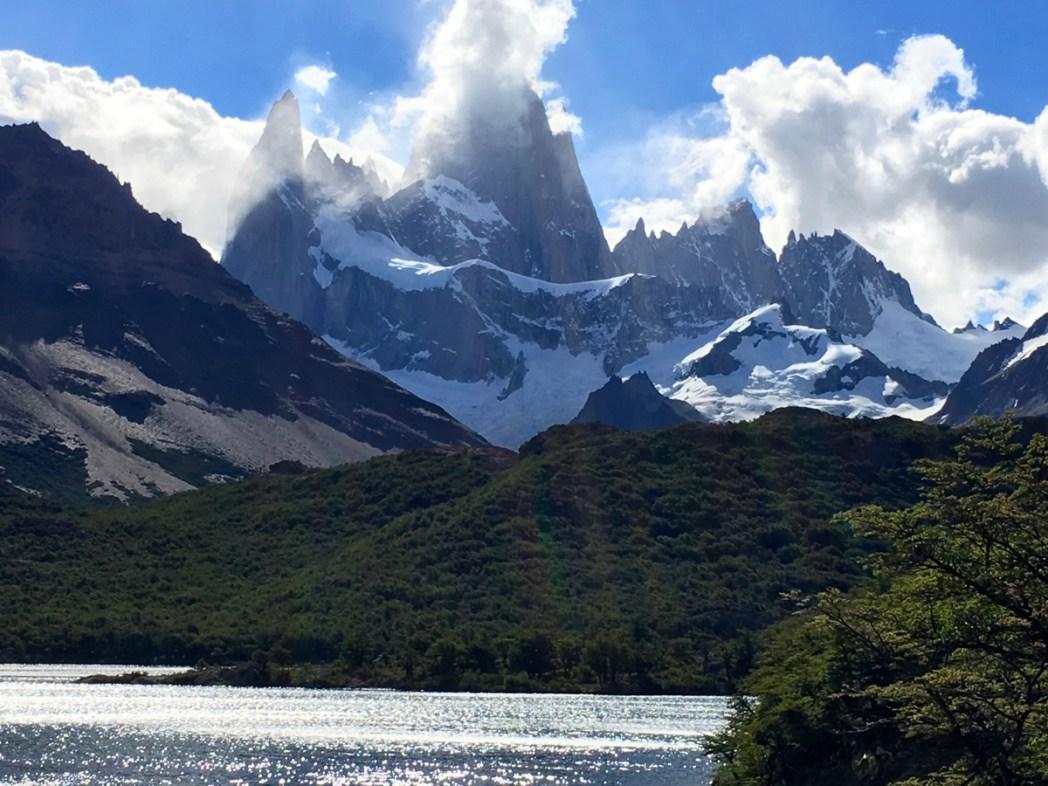 Patagonia Argentina - El Chalten - vista sul Fitz Roy