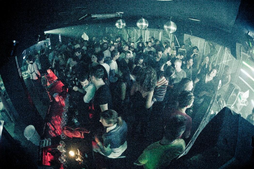 Auslage Vienna Club
