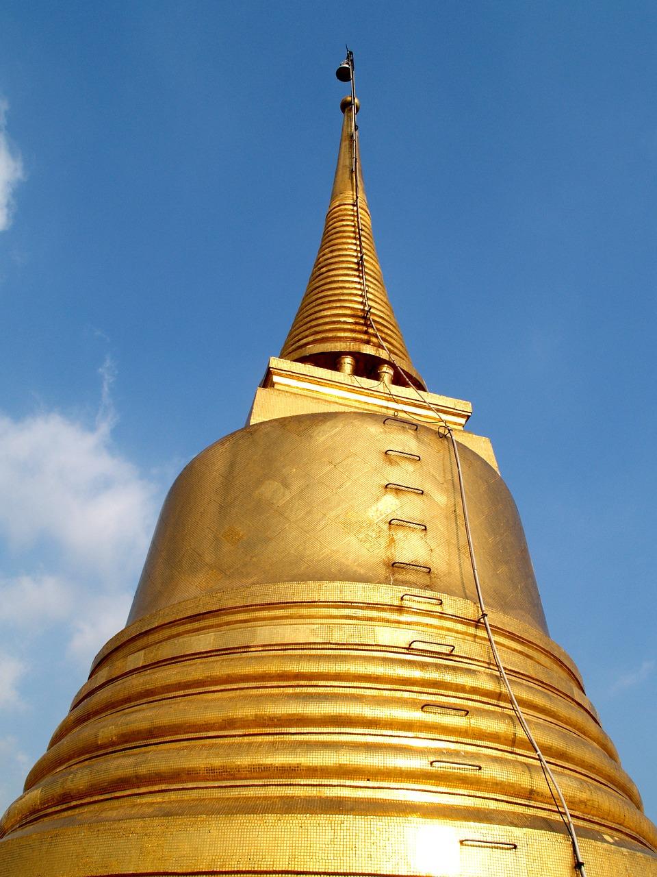 Cosa vedere a Bangkok: Wat Saket