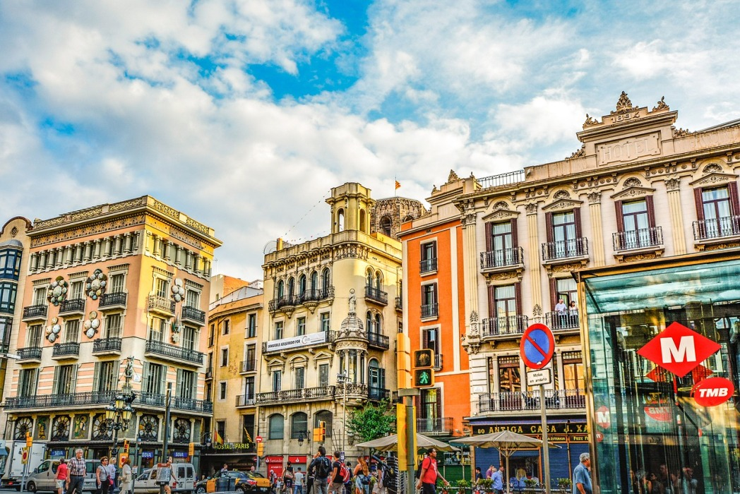 Barcellona cosa vedere: la Rambla