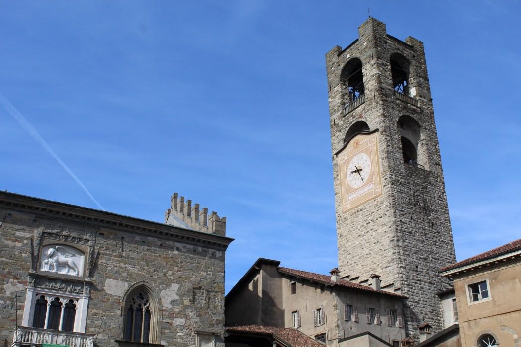 Bergamo, il Campanone
