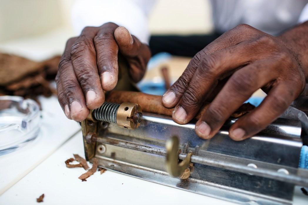 Come si producono i sigari: Boutique del Fumador