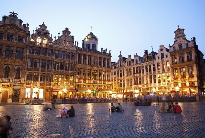 Vacanze a meno di 100 euro, Bruxelles