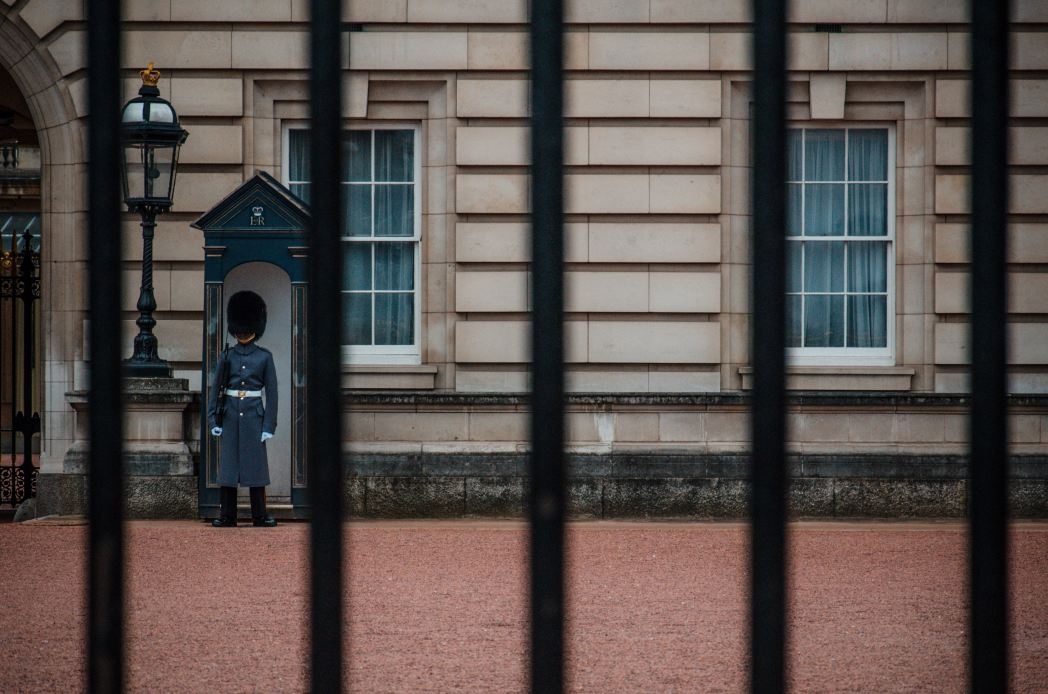 Quartieri di Londra - Buckingham Palace