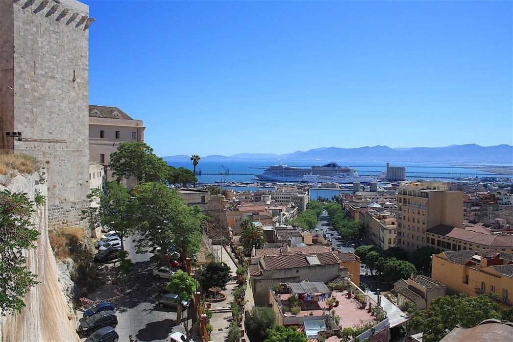 18 città italiane per il 2018: Cagliari