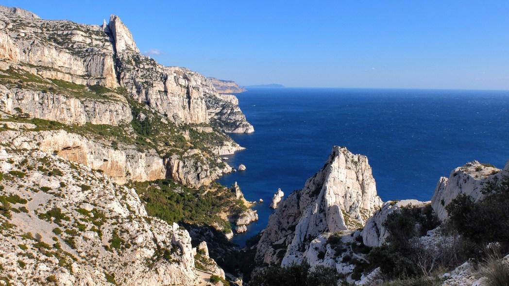 Marsiglia, cosa vedere - Les Calanques