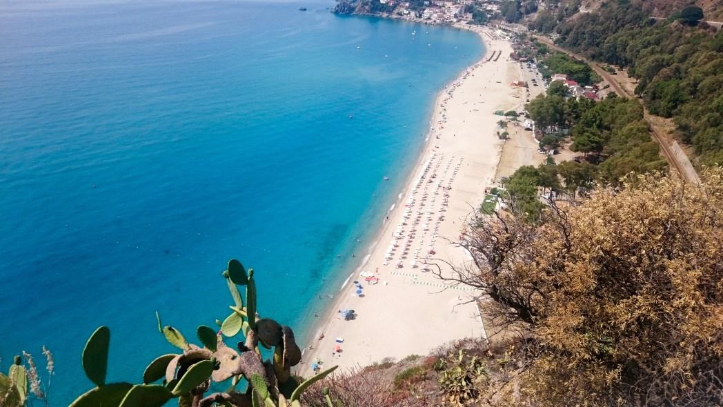 Spiagge più belle d'Italia 2018: Spiaggia di Caminia