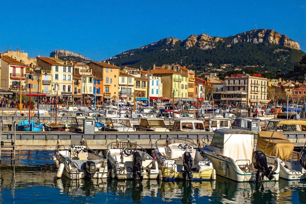 Marsiglia, cosa vedere - Cassis