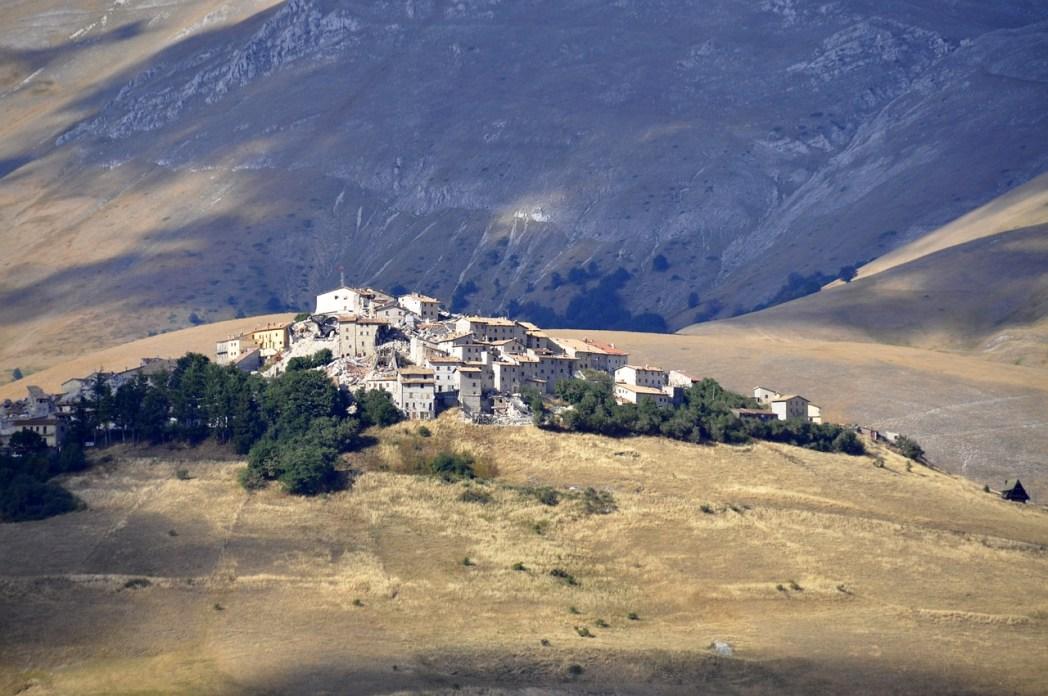 Vallata, Castelluccio da Norcia
