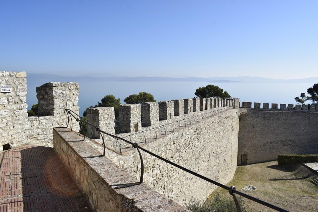18 città italiane per il 2018: Lago Trasimeno