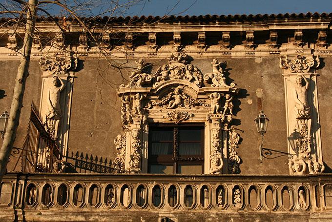 Palazzo Biscari © Sarah Campbell