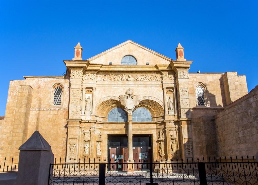 Facciata della Catedral Primada de America