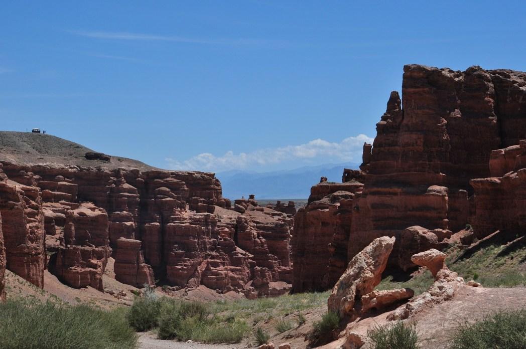 I posti più belli del mondo: Canyon di Charyn