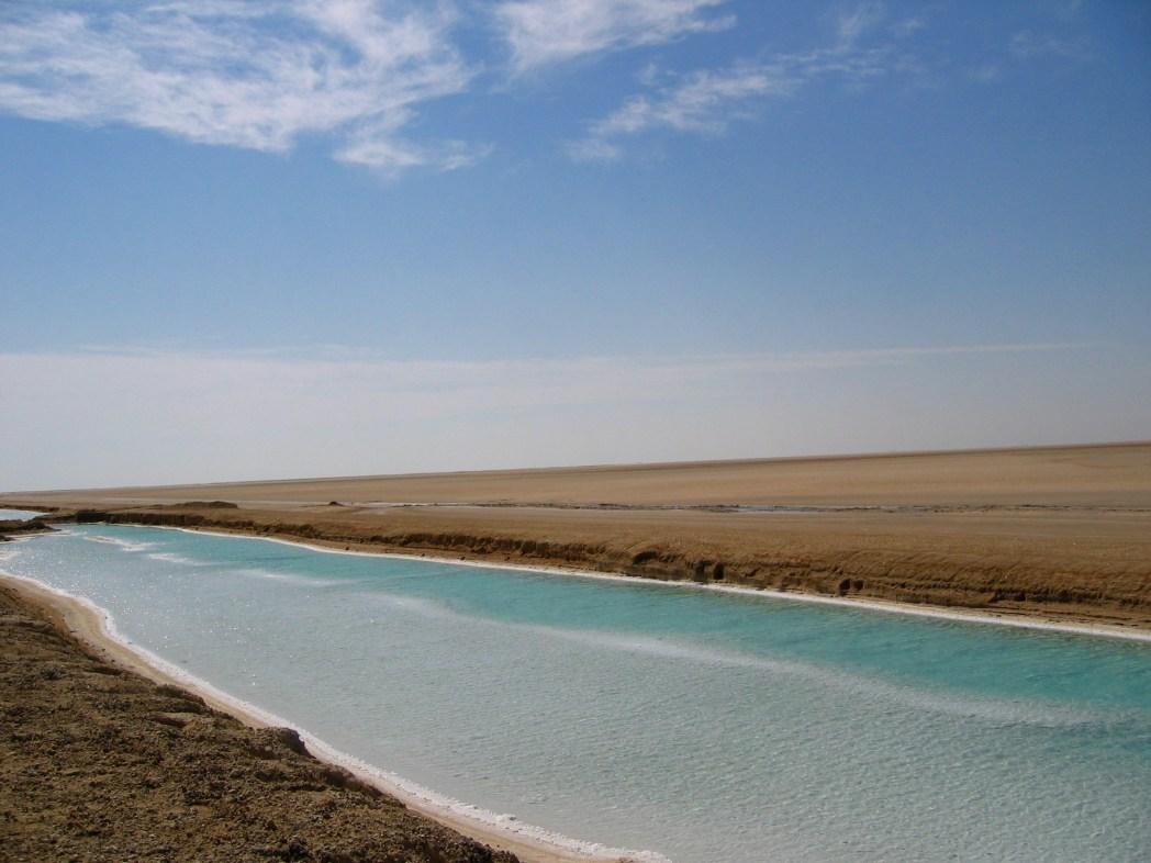 Grandi viaggi low cost: Tunisia, chott el Djerid