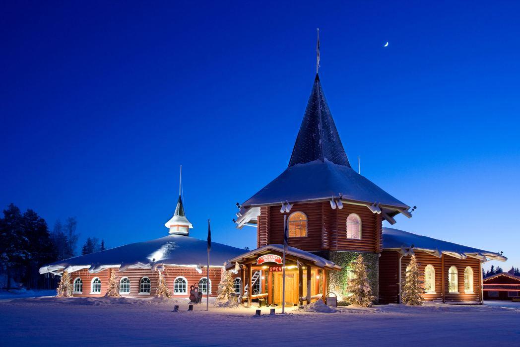 Viaggio in Lapponia: Santa Claus Village