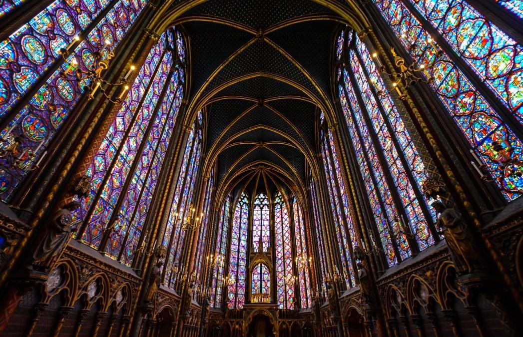 Cosa vedere a Parigi: Sainte Chapelle