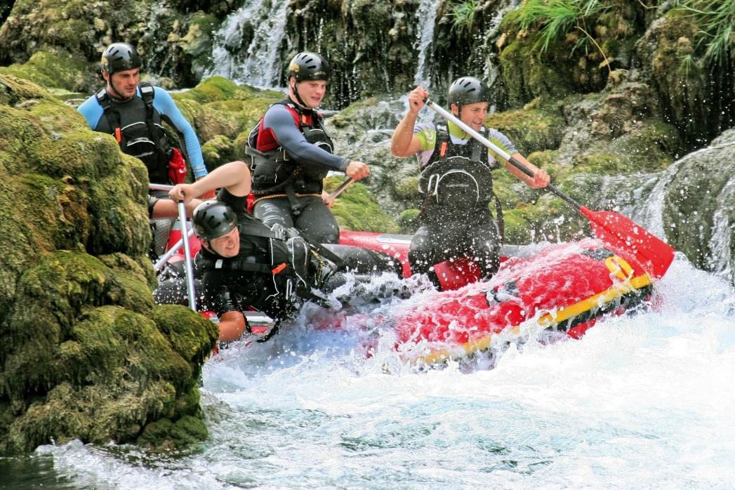 Viaggio nella Patagonia Cilena: rafting a Futaleufù