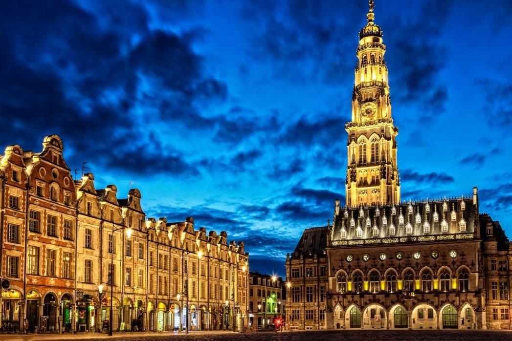 Natale in Europa: 30 città da scoprire: Arras
