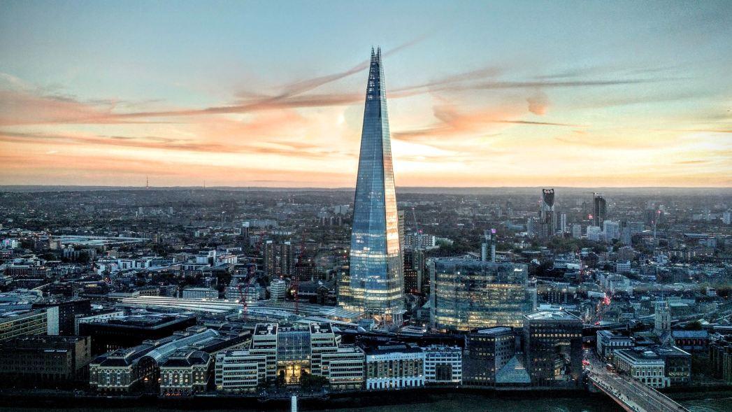 Quartieri di Londra - skyline