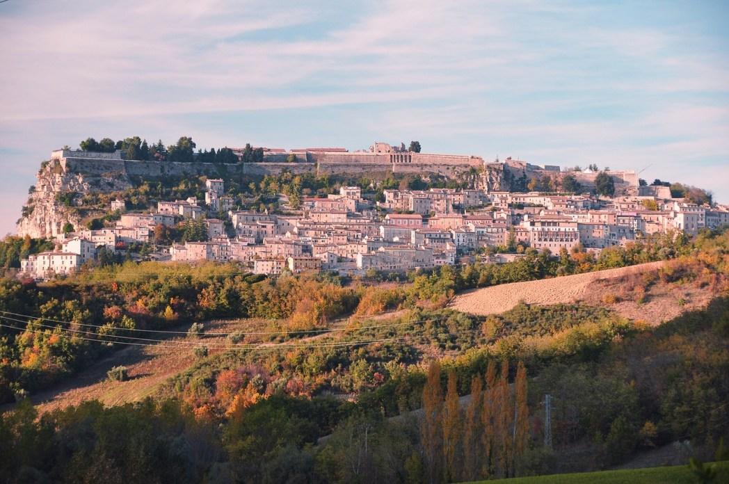 Abruzzo cosa vedere: Civitella del Tronto