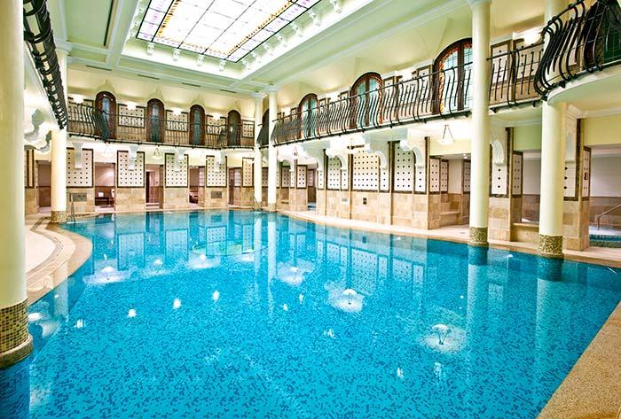 Royal Spa, Corinthia Hotel