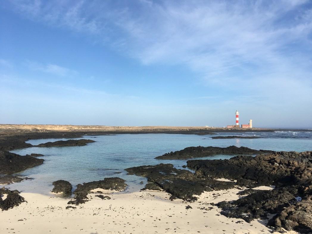 Le spiagge più belle di Fuerteventura: El Cotillo
