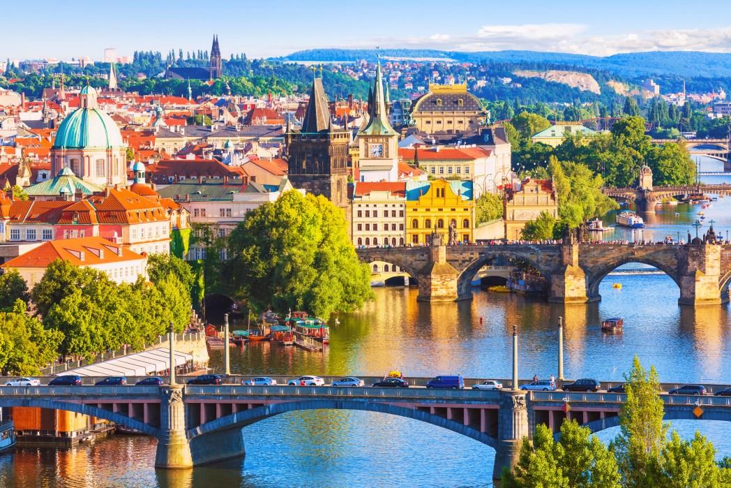 Praga, ponti