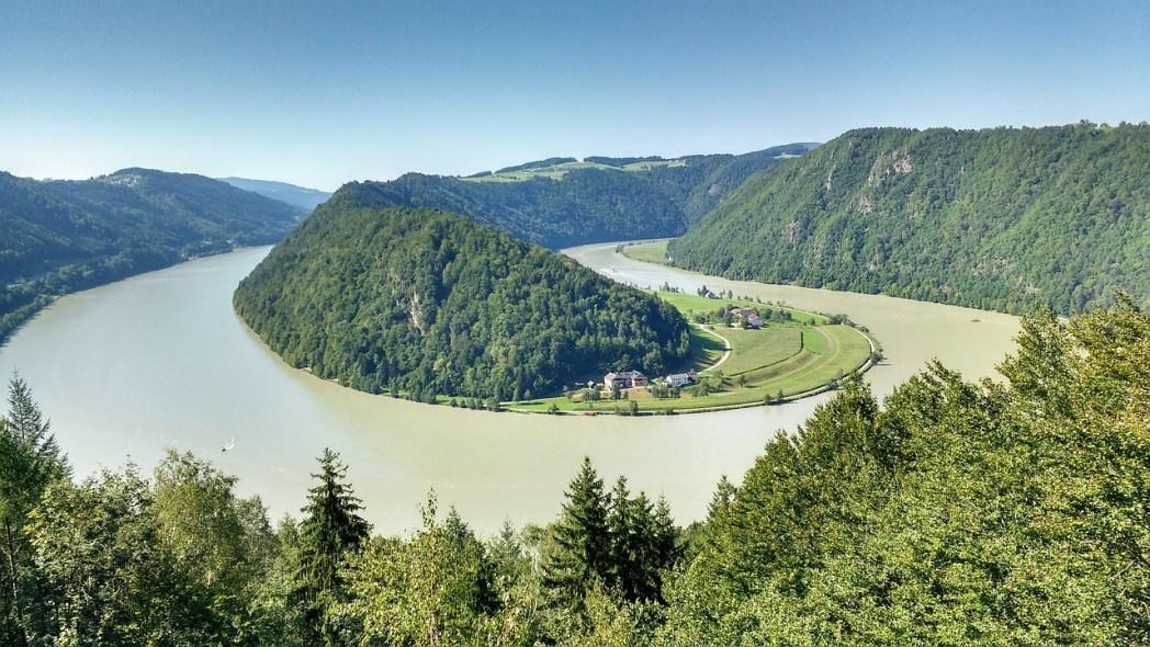 I posti più belli del mondo: Schloegener Schlinge