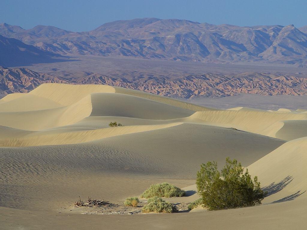 Deserto del Mojave - Kelso Dunes