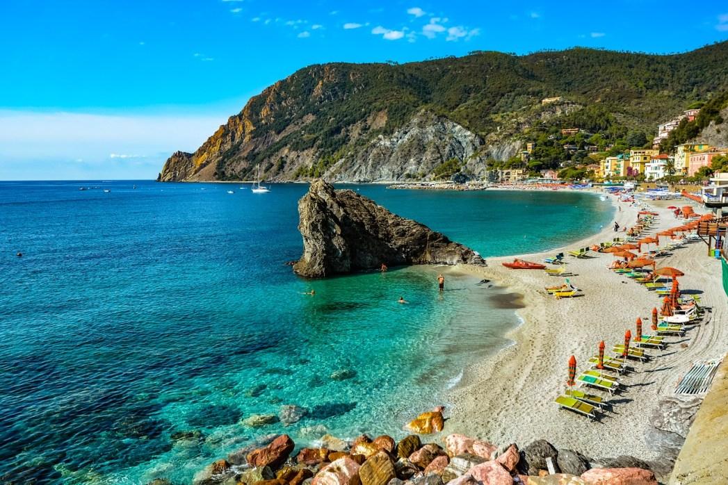 Spiagge più belle d'Italia 2018: Spiaggia di Fegina