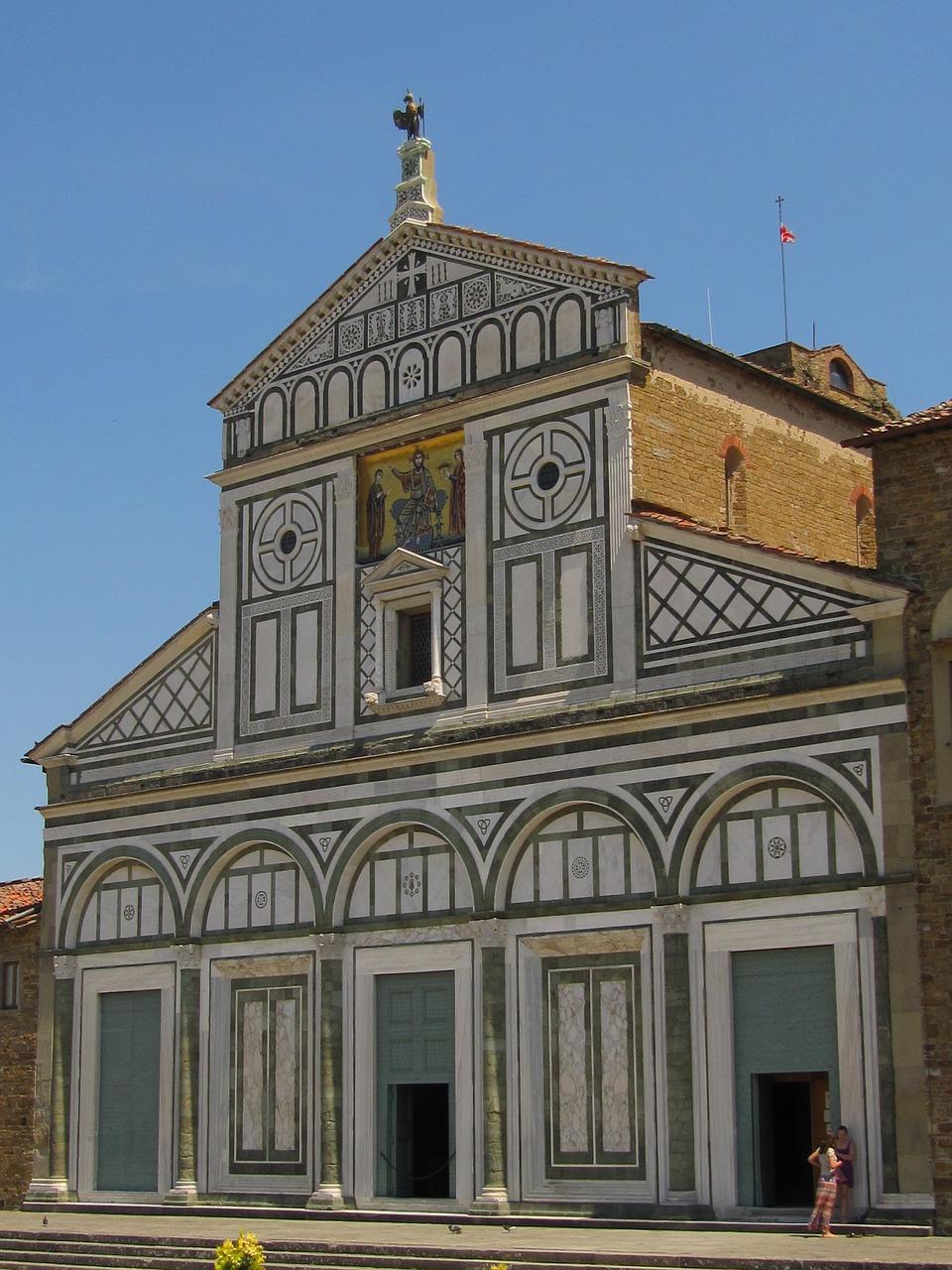 Firenze cosa vedere: San Miniato al Monte