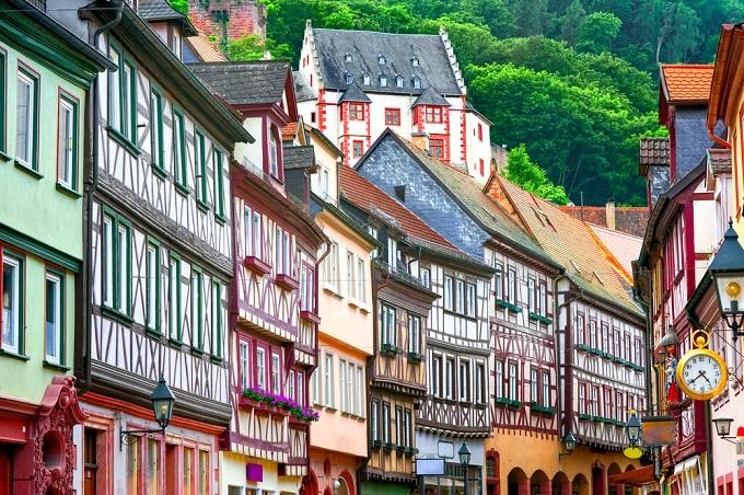 Vacanze a meno di 100 euro, Francoforte