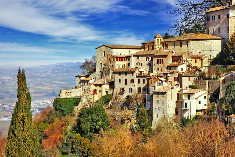 Cosa vedere in Umbria: Todi