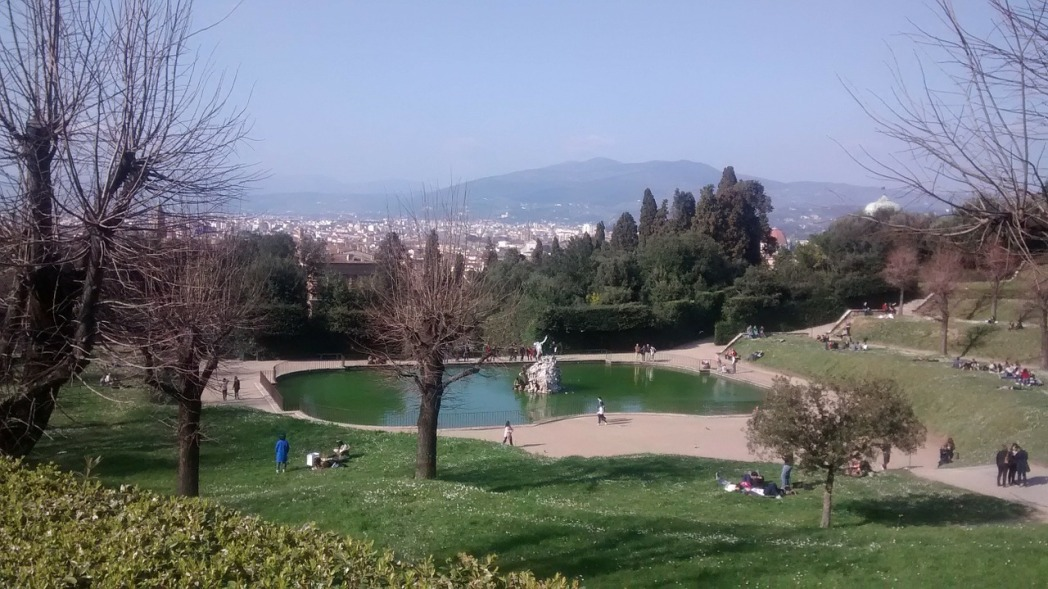 Firenze cosa vedere: Giardino di Boboli
