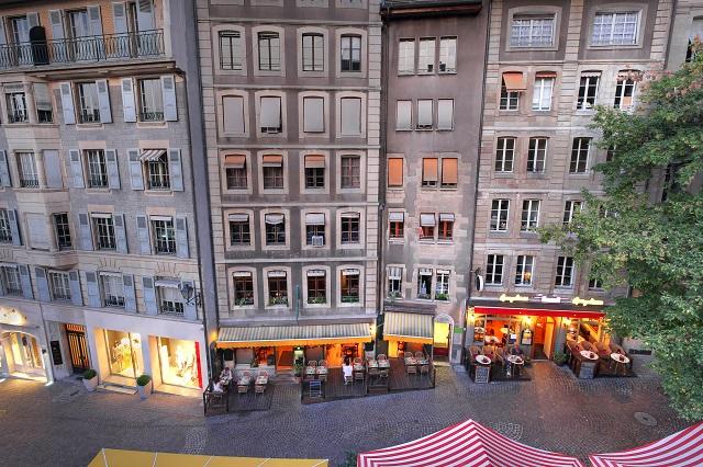 Vacanze meno di 100 euro: Ginevra