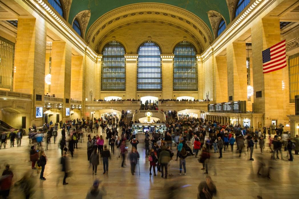 Cosa vedere a New York: Grand Central