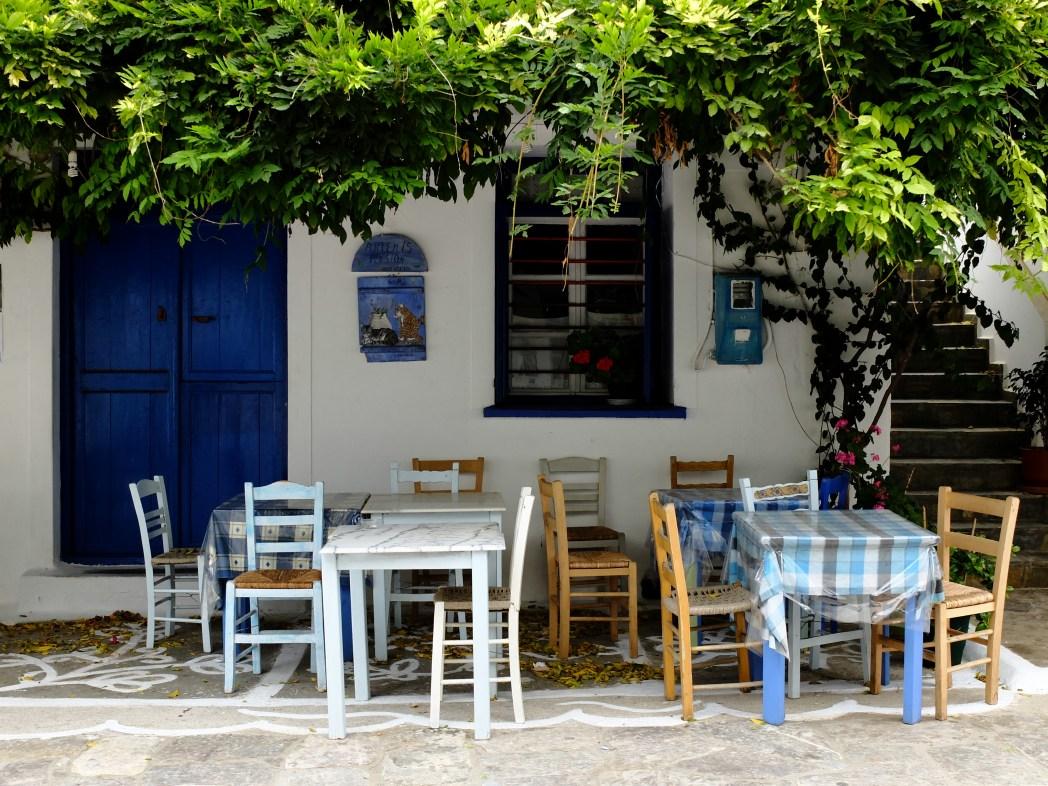 Amorgos, Cicladi, cosa vedere: il borgo di tholaria
